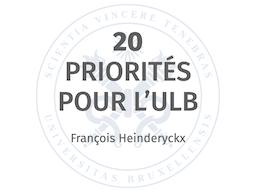 20 priorités